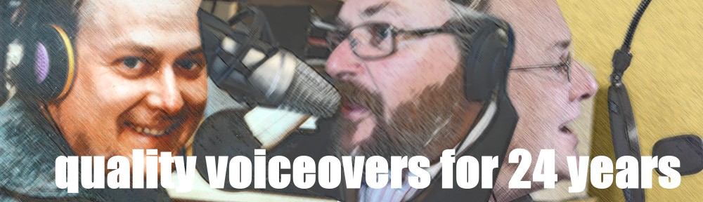 Dan Garlick Voiceovers