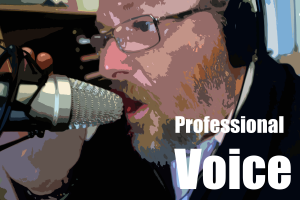 Professional Australian voiceover talent